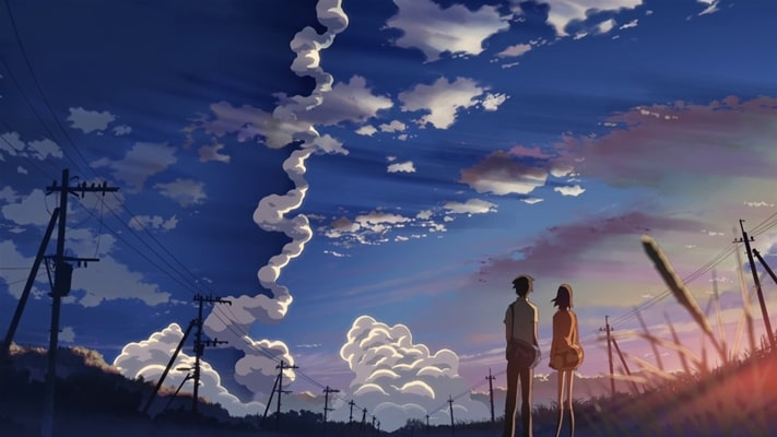 Anime filmleri 5 Centimeters Per Second