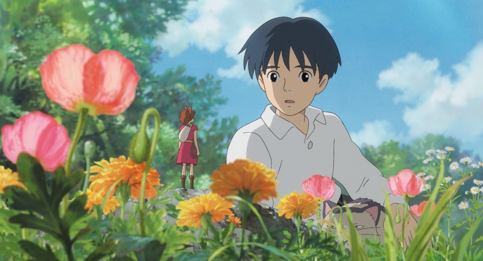 Japon anime filmleri The Secret World of Arrietty