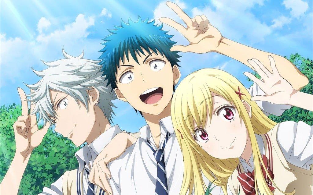 Büyü anime önerileri Yamada-kun no 7-nin no Majo
