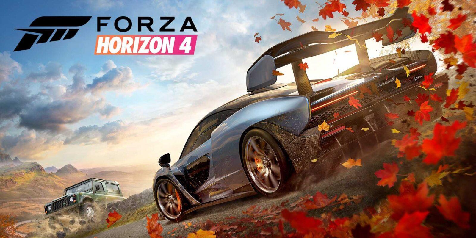 En iyi grafikli oyunlar Forza Horizon 4