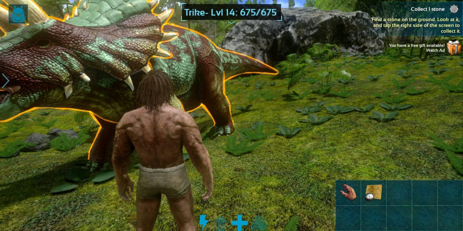 En iyi grafikli mobil oyunlar ARK: Survival Evolved