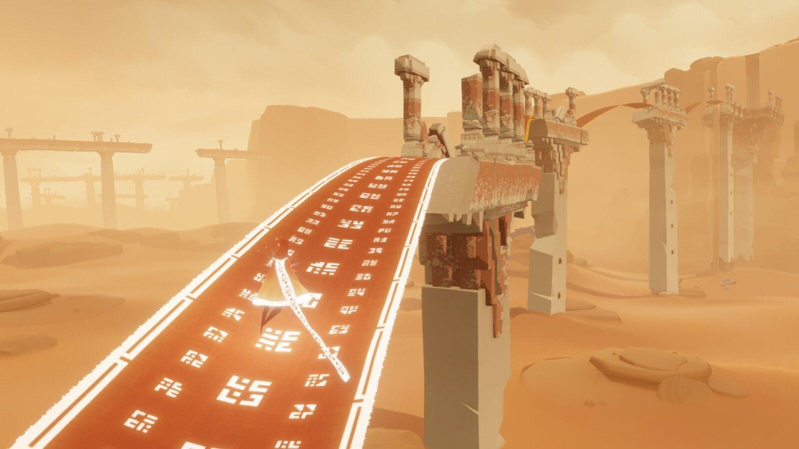 En iyi Grafikli oyunlar Journey