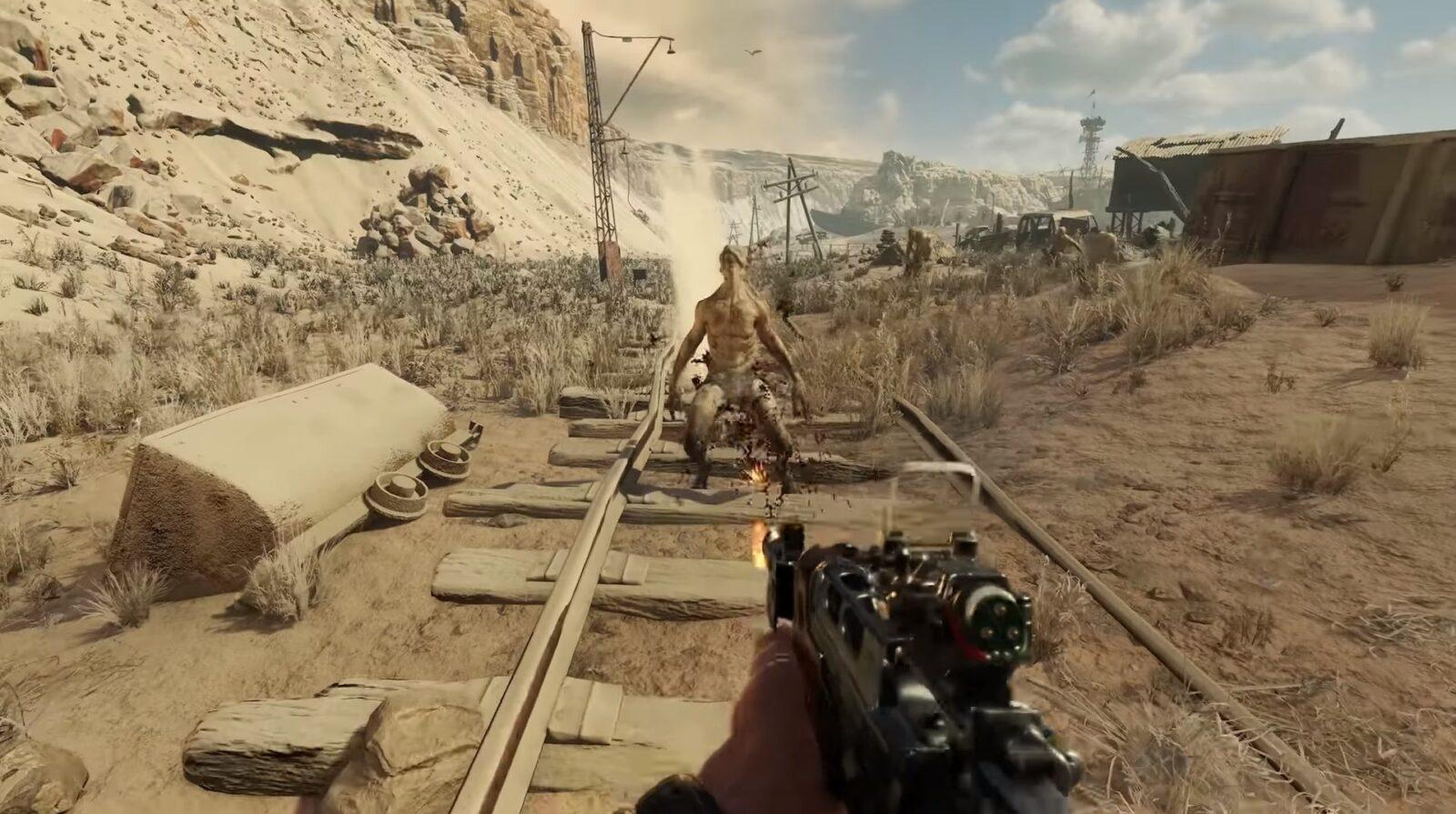 En iyi grafikli oyunlar Metro Exodus