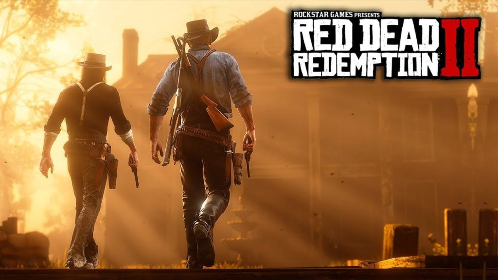 En iyi grafikli oyunlar Red Dead Redemption 2
