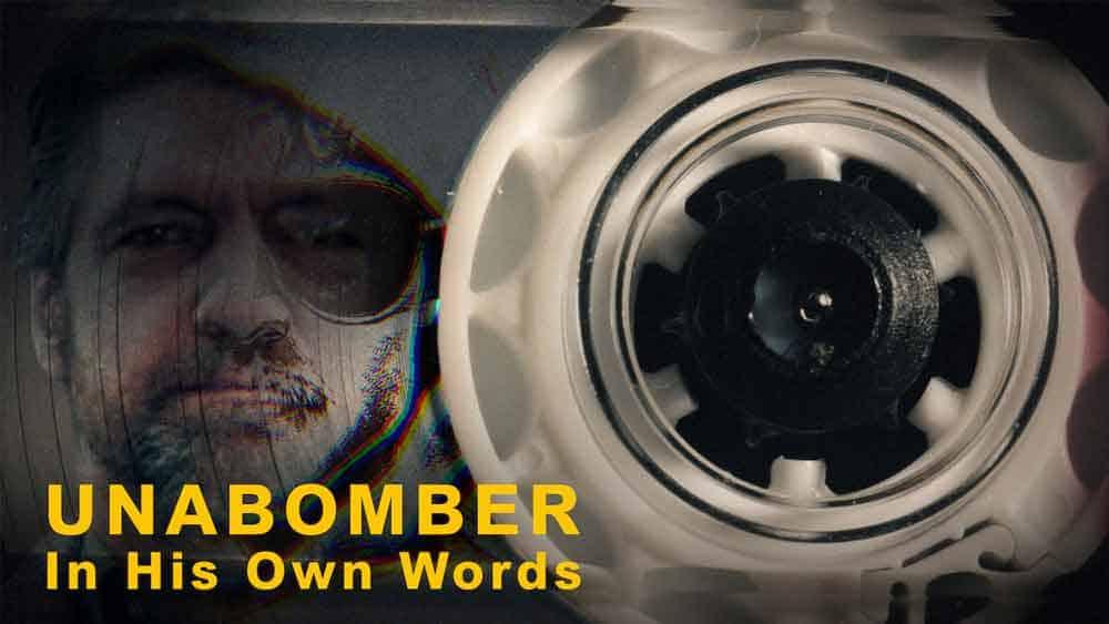 Netflix biyografi dizileri Unabomber In His Own Words